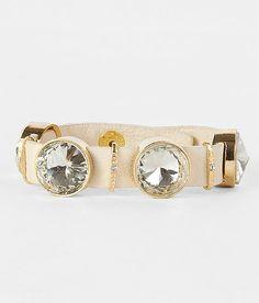 BKE Rhinestone Cuff Bracelet