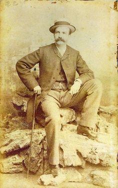 Barão do Rio Branco em Clermont-Ferrand, 1890