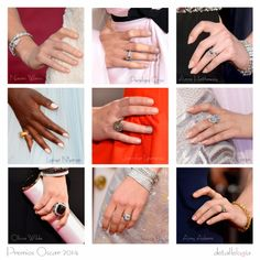 Tendencias en los Oscar 2014-Manicura Nude