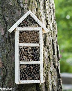 Hyönteishotelli | Kotivinkki