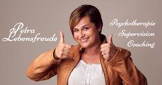 Psychotherapeutin Petra Burmetler, MSc.  |  Psychotherapie in St. Pölten  Lebensfreude ist das Motto sowohl ihres beruflichen als auch ihres privaten Wirkens.  Mehr dazu auf G+ Coaching, Petra, Motto, Mental Health Therapy, Joie De Vivre, Training, Mottos