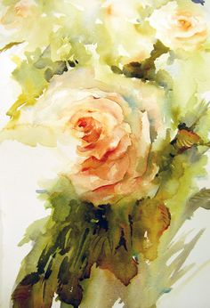 I ♥ Jean Haines watercolours