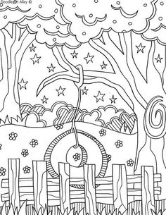 Summer Coloring Pages Kids Colouringcoloring Sheetsadult
