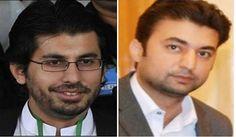Pti Murad Saeed Slaps Arsalan Iftikhar durin absar alam Live show