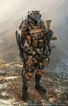 Sgt by StTheo.deviantart.com on @DeviantArt