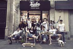Tealer crew
