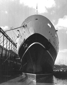 'Andrea Doria' - Italia - 1952