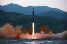 Coreia do Norte diz que míssil testado pode levar ogiva nuclear