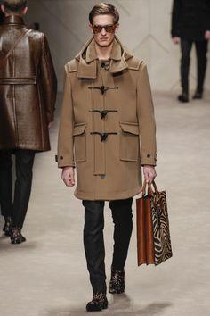 Burberry Prorsum duffle coat