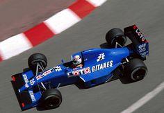 1990 Ligier JS33B - Ford (Philippe Alliot)