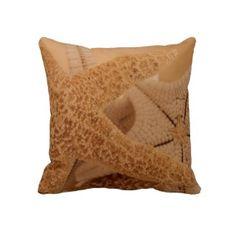 Love this starfish pillow.