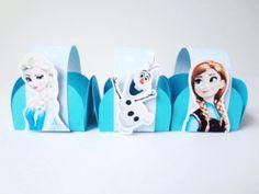 20 Forminhas Frozen