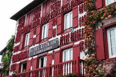 Pays basque : #Espelette