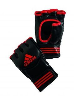 Adidas MMA Traditional Grappling Gloves - Martial Arts Equipment, Martial Arts Supplies, Boxing, Kung Fu, Karate, MMA