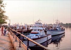 Piers 5 and 6 at Sheepshead Bay, Brooklyn, NY – 1976 Brooklyn New York, New York City, Lobster Fishing, Carroll Gardens, Beach Bath, Staten Island, Coney Island, Beach Hotels, Great Memories