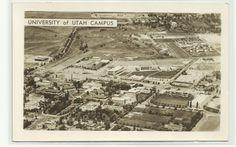 1930's University of Utah Campus