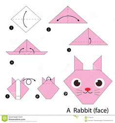 """Résultat de recherche d'images pour """"origami etape"""""""