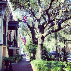 Jones Street • Savannah, GA