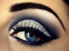 maquiagem olhos - Pesquisa Google