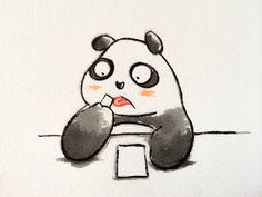 2014.3.9 【一日一大熊猫】 ちょと前の切手を舐めると2キロカロリーと言われていたね。 現在の切手はノンカロリーの糊が使われていたり シールになってたりするから 食糧難になったら昔の切手コレクションが役に立つかも。 #切手