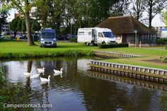 Camperplaats De Kruserbrink in Hardenberg (Nederland) | Campercontact