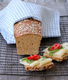 8 sunne frukoster du kan klargjere kvelden i forveien! Cottage Cheese, No Bake Cake, Cravings, Sandwiches, Food And Drink, Healthy Recipes, Healthy Food, Baking, Eat