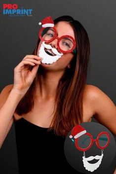 Say Cheers to this holiday Season with Funny Moustache Santa Glasses! Christmas Glasses, Unique Christmas Gifts, Moustache, Cheers, Santa, Seasons, Funny, Holiday, Beauty