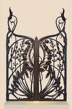 Amazing piece of Art Nouveau by Emile Robert.