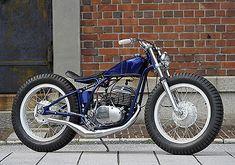 Yamaha DT 250 by Gravel Crew