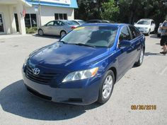 2009 Toyota Camry 4dr -- 99k Miles & $1500 Down!  Call 239-597-7027