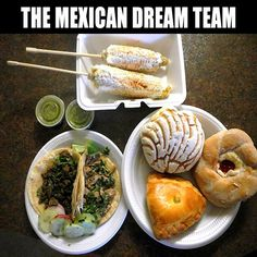 A Mexican just can't say NO.