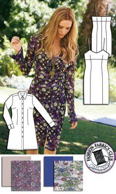Chiffon Shirt Dress 04/2011 #108 and Satin Slip Dress 04/2011 #109A http://www.burdastyle.com/pattern_store/patterns/chiffon-shirt-dress-042011?utm_source=burdastyle&utm_medium=blog&utm_campaign=bsmhblog04142014-chiffonshirtdress http://www.burdastyle.com/pattern_store/patterns/satin-slip-dress-042011?utm_source=burdastyle&utm_medium=blog&utm_campaign=bsmhblog04142014-satinslipdress