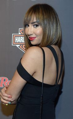 Jackie Cruz Pictures - Harley-Davidson Celebrates Black Label Collection with Rolling Stone - Zimbio