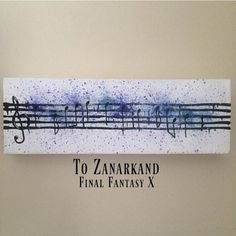 One of the most beautiful ballads from the Final Fantasy series is back   Final Fantasy X - To Zanarkand is inspired by the forest scene between Tidus and Yuna by hctnerd