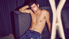 Sean O'Pry Rocks Denim Styles for Penshoppe Campaign