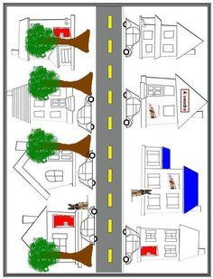 La rue des fractions : un problème original !   MA MAITRESSE DE CM1-CM2