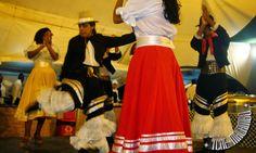 "Grupo de Arte Gaúcha ""Tche Malambo"" - Show Vassouras RJ - Setembro 2014 - tchemalambo@gmail.com"