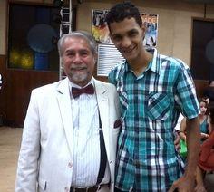 David Nascimento e Bispo Renato Chaves