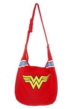 DC Comics Wonder Woman Hobo Bag  $19.50