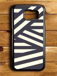 Zig Zag Mummy Strips Samsung Galaxy S6 Case