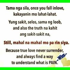 Hugot Quotes Tagalog, Tagalog Love Quotes, Tagalog Quotes, Qoutes, Believe In You, True Love, Nice, Stamps, Quotes