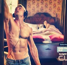 Pinch me if this is a dream! Wade Kinsella Hart of Dixie