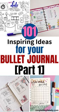Ultimate List of Bullet Journal Ideas: 101 Inspiring Concepts to Try Today (Part - Simple Life of a Lady List Of Bullet Journal Pages, Bullet Journal 2019, Bullet Journal Hacks, Bullet Journal Layout, Bullet Journal Inspiration, Bullet Journals, Bullet Journal Teacher, Bujo, Journal Aesthetic