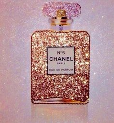 Imagem de chanel, perfume, and pink