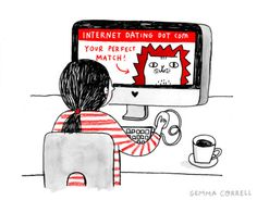 Perfect match - 25 Highly Accurate Comics About The Internet