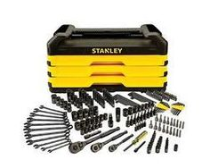 Stanley 203-Piece BlitzBox Socket Set from Canadian Tire $119.99 (54% Off) -