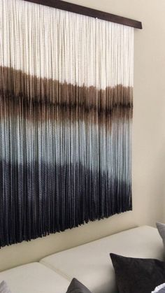 The Hand Dyed Fiber Canvas by VitaBohemeStudio