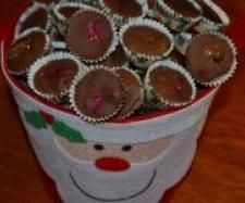 Eat Your Heart Out Reese's Peanut Butter Cups  | Thermomix Christmas Gift Recipes