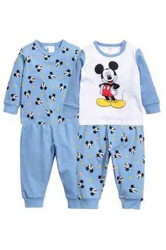 Pijamas, pack de 2