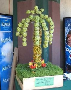 artichoke Palm Tree